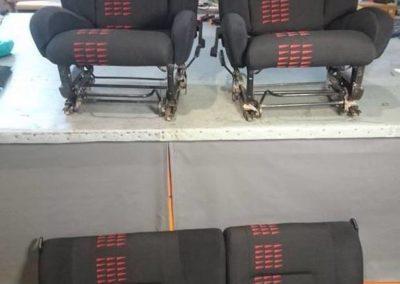 fauteuil r5 gt apres sellerie personnalisée Bourg en Bresse (Ain-01)