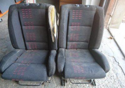 fauteuil r5 gt avant sellerie personnalisée Bourg en Bresse (Ain-01)
